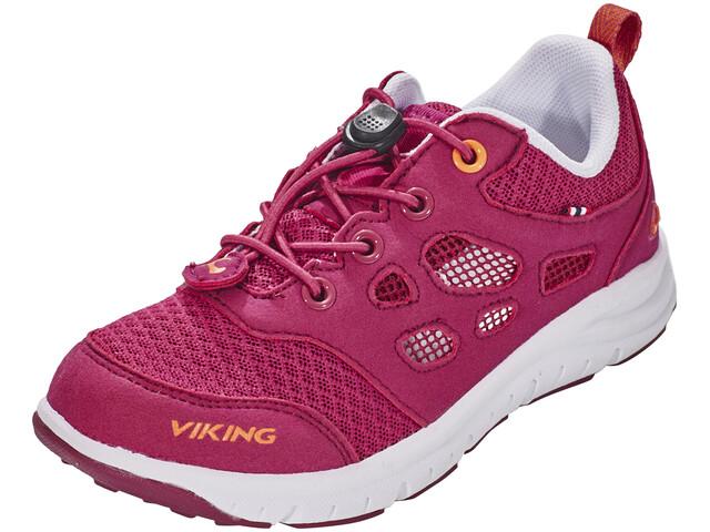 Viking Footwear Saratoga Air Shoes Junior fuchsia/orange